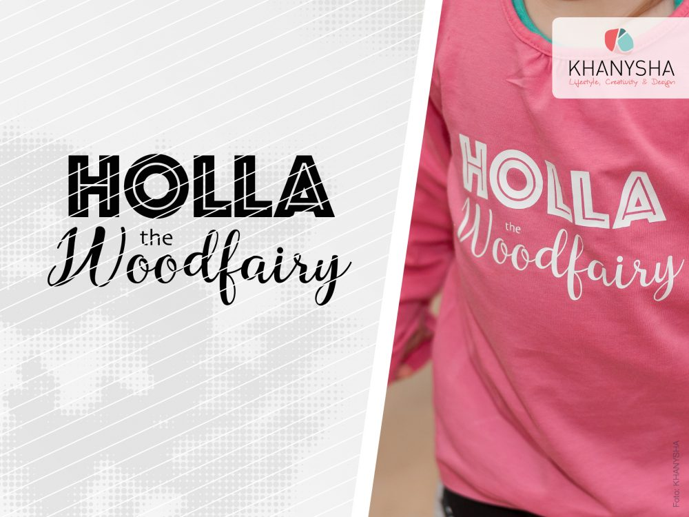 Holla the Woodfairy